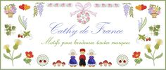 French Embroidery Designs