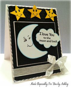 Made Especially For You: I Love You to the Moon and Back
