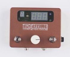 Tapestry Audio Unveils Time Traveler BPM Syncronization Pedal - Premier Guitar