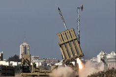 Hanging Out and In Zionism: Zion's Iron Dome