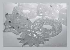 ~ Sugar Teachers ~ Cake Decorating and Sugar Art Tutorials: A Snowflake is Winter's Butterfly