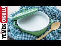 Evde Yoğurt Yapımı Tarifi | Evde Yoğurt Nasıl Mayalanır? - YouTube