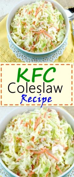 Kfc Cabbage Salad Recipe Kfc Kohlsalat Rezept – New Ideas Healthy Coleslaw Recipes, Best Coleslaw Recipe, Copycat Kfc Coleslaw, Creamy Cole Slaw Recipe, Kfc Cole Slaw Recipe, Cabbage Salad Recipes, Cabbage Slaw, Red Cabbage, Salads