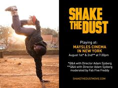<em>Shake the Dust</em>    on the Transformative Power of Hip Hop Across the Globe    at the Maysles Cinema in Harlem This Weekend