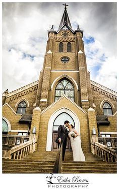 Church Wedding www.ErikaBrownPhotography.com