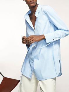 Gömlekler ve Bluzlar - İNDİRİM - Massimo Dutti