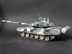Т-90 — Каропка.ру — стендовые модели, военная миниатюра