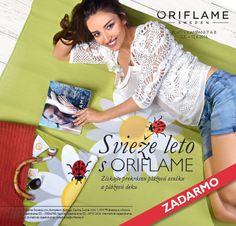 ZÍSKAJTE OSUŠKU A DEKU ORIFLAME ZADARMO! | Oriflame Cosmetics
