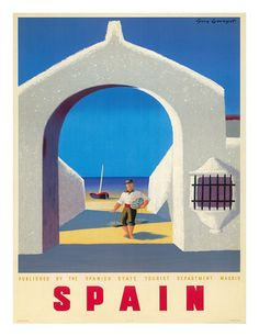 Vintage Travel Posters Vintage posters poster prints by Fine Art Free Vintage Posters, Vintage Advertising Posters, Vintage Travel Posters, Vintage Advertisements, Vintage Ads, 1950s Posters, Vintage Stuff, French Vintage, Retro Poster