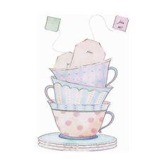 fd2ca5fcb953 Throwing a little girls Tea Party Girls Tea Party