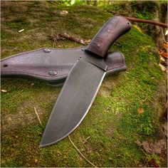 Winkler Knives II Hunting Knife