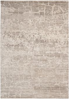 TB837A Rug from Tibetan collection.  With its barely-there colors and impressionist pattern, this hand-knotted Tibetan rug from Safavieh is glamorous in the bedroom or living room.  Crafted of