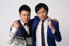 和牛。(左から)水田、川西。(c)ABC - 和牛、M-1優勝以外は全部よそにくれてやる の画像ギャラリー 1枚目(全2枚) - お笑いナタリー