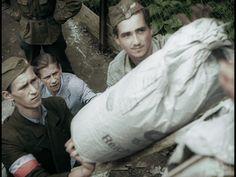 """Kadr z filmu """"Powstanie Warszawskie"""" #1944 #przedwojenni #powstaniewarszawskiefilm #powstaniewarszawskie #warsawuprising #prewar"""