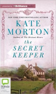 The Secret Keeper by Kate Morton....Loved It.  I love it when an author surprises me but beyond that the interwoven stories of London during the Blitz and present day were both compelling and fascinating.