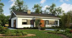 Projekt domu Z376 D