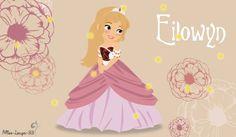 Disney Princess Young ~ Eilowyn by miss-lollyx-33