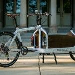 Pulling the Trigger on the Bullitt Cargo Bike Words and photos by Kevin Sparrow Bakfiets, bucket bike, cargo bike, or long john; no matter what you call it, this is a true workhorse of a bike. The Bul...