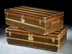 'Cabin trunks' by Louis Vuitton, 1920