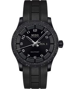 Multifort Ii Automatic Data Rubber Bezel Swiss Made Cool Watches, Rolex Watches, Bb Shop, Fossil, Accessories, Calendar, Fashion, Swiss Watch, Men Watches