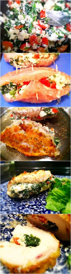 Chicken on Pinterest | Ricotta, Recipes For Chicken and Salsa Chicken