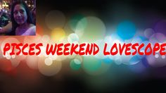PISCES SEPTEMBER 30 - OCTOBER 2 2016 LOVE TAROT READING WEEKEND EDITION