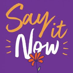 Events - Say It Now: 33 Ways to Say I LOVE YOU to the Most Important People In Your Life - June 15th 2019 - mango.bz Say I Love You, My Love, Love Journal, Important People, Book Activities, Your Life, Meant To Be, Mango, June