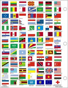 Flags of the World ... Part 2