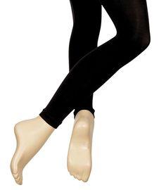 Starlite 106 Soft Footless Ballet Tights.  Soft Footless Ballet Tights.  Fabric : 80% Multifibre, 20% Elastane