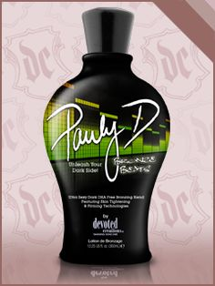 Pauly D Bronze Beats™ Indoor Tanning Lotion by Devoted Creations