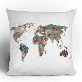 Found it at AllModern - Bianca Green Louis Armstrong Told Us So Throw Pillow