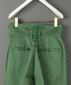 BEAUTY&YOUTH UNITED ARROWS(ビューティアンドユースユナイテッドアローズ)の「<6(ROKU)>SATIN LACEーUP PANTS/パンツ(パンツ)」|詳細画像