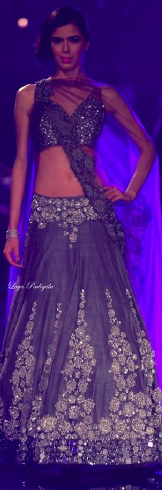 Manish Malhotra Fall/Winter 2014-15❋ Laya Padigala