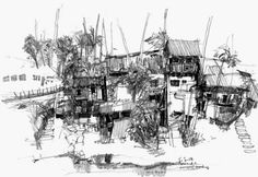 20020804 Sungai Lembing 01 by Ch'ng Kiah Kiean 莊 嘉強, via Flickr