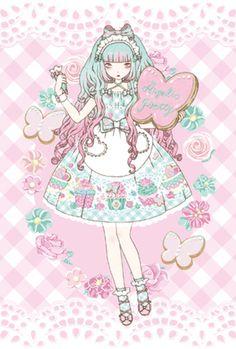 Kira Imai #angelicpretty   #sweetlolita