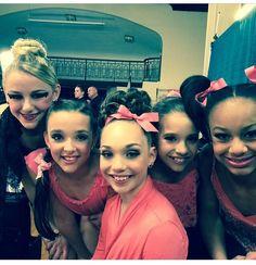 Chloe, Kendall, Maddie, Kenzie and Nia