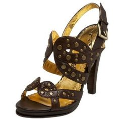 Click on the image for more details! - Naughty Monkey Women's Close Encounter Studded Pump (Apparel)