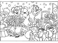 Carnaval - Juf Leonie