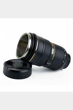 Nikon lens coffee mug!!!!