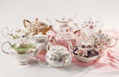 Tea Pots, Tea Pots, Tea pots....