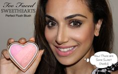 Tried & Tested | Too Faced Sweethearts Blusher! #makeup