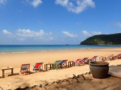 Con Dao Dam Trau Beach. Click to see more photos of beautiful Con Dao island in Vietnam!