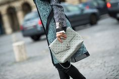 Street Style Paris Fashion Week | #streetstyle #fashion #trends2015 #fashionstyle http://www.bykoket.com/inspirations/category/trends/fashion