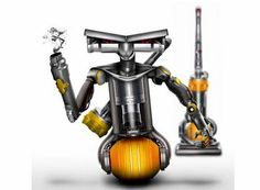 Plans For £5M Dyson Robots That Can See…