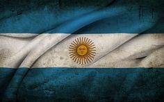 Flag of Argentina, South America, Argentina, Argentine flag