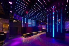 Vanity night club in Osaka by everedge