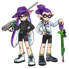 Inklings | Splatoon