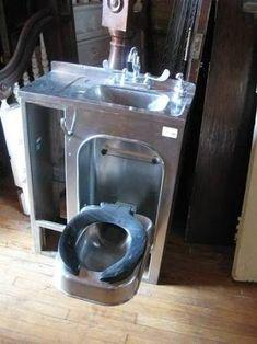 Resultado de imagem para folding caravan toilet