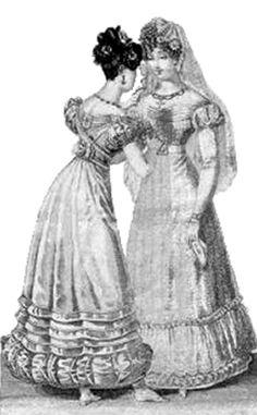 Journal des Dames 1824