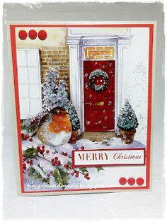Advent Calendar, Merry, Holiday Decor, Frame, Cards, Handmade, Home Decor, Picture Frame, Hand Made